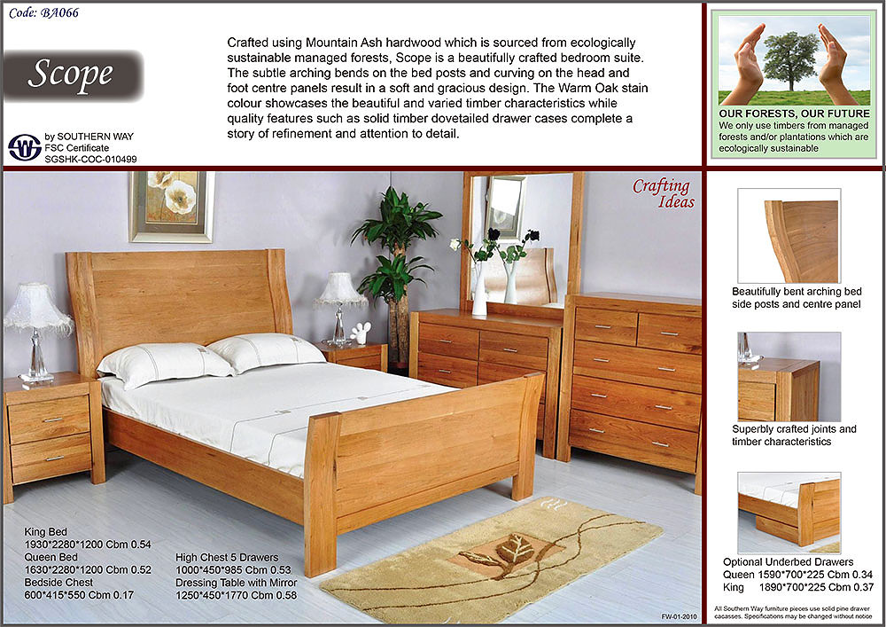 Southern way Fine home furniture bedding pty ltd